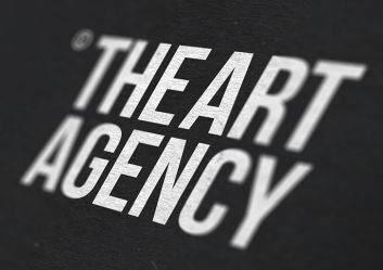 The Art Agency weboldal